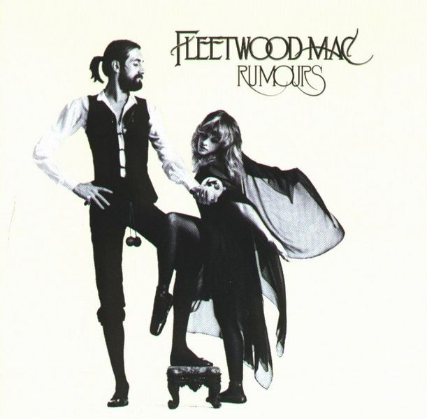 Great Album Covers - Record Album Cover Rumors by Fleetwood Mac